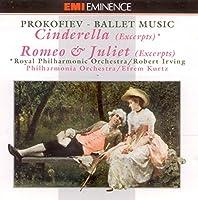 Cinderella / Romeo & Juliet(Hlts): Irving / Po