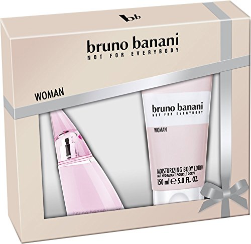 COTY BEAUTY GERMANY GMBH Bruno banani woman eau de toilette spray 40 ml body lotion 150 ml 190 ml