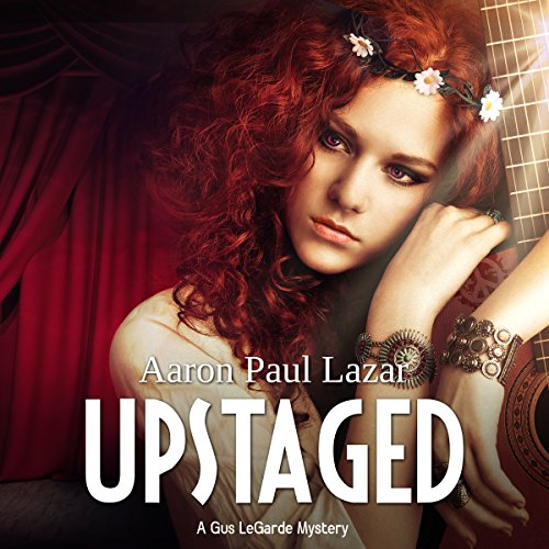 Couverture de Upstaged
