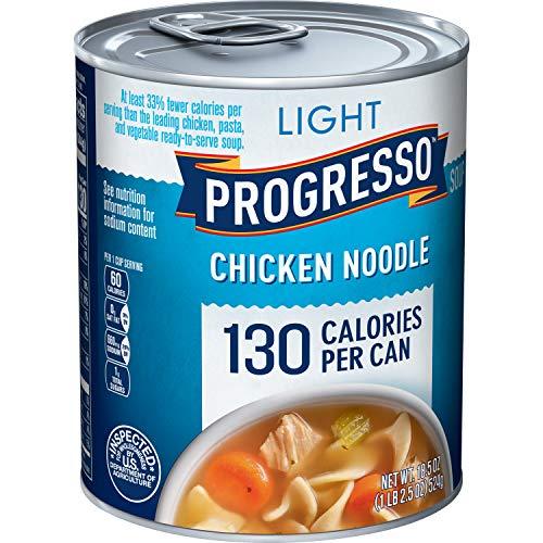 Progresso Soup Low Fat Light Chicken Noodle Soup 18 5 Oz Can Buy Online In Sweden At Sweden Desertcart Com Productid 61937592