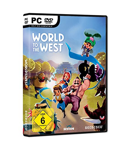 World to the West [Importación alemana]