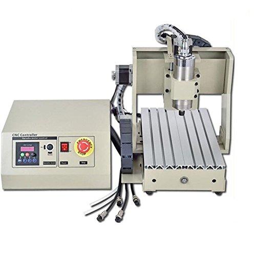 USB 800W VFD CNC Router 4 Achse 3020 Fräsmaschine Graviermaschine Graviergerät