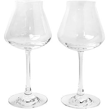 バカラ Baccarat ペア ワイングラス シャトーバカラ 白ワイン S 20.5cm 2611150 【並行輸入品】 2611150