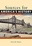 Sources for America's History, Volume 2: Since 1865