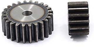 MOUNTAIN MEN アクセサリー 1PC 2M 41Teethスパーギア炭素45の#鋼のマイクロモータートランスミッション部品ギアボックス嵌合部品CNCロボットアクセサリー .産業科学