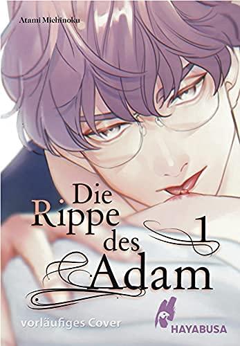 Die Rippe des Adam 1: Yaoi Manga ab 18 über eine multiple Persönlichkeit!