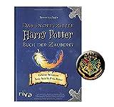 Harry Potter Il libro non ufficiale della magia – conoscenza segreta da A come Accio a Z come Centaur + 1 bottone