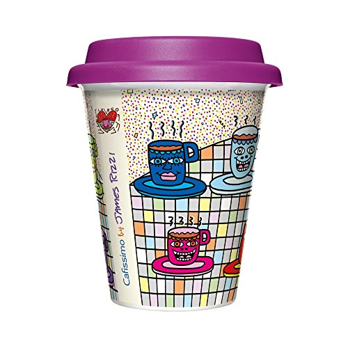 To Go Becher James Rizzi – Limited Edition