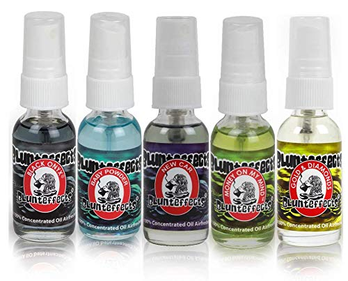Blunteffects Blunt Effects 100% Concentrated Air Freshener Spray (5 Best Scents)| The Strongest Oder Neutralizing Spray