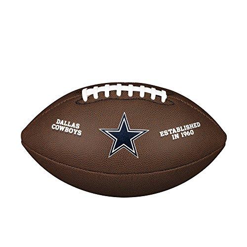NFL Team Logo Composite Fußball, Dallas Cowboys, Official