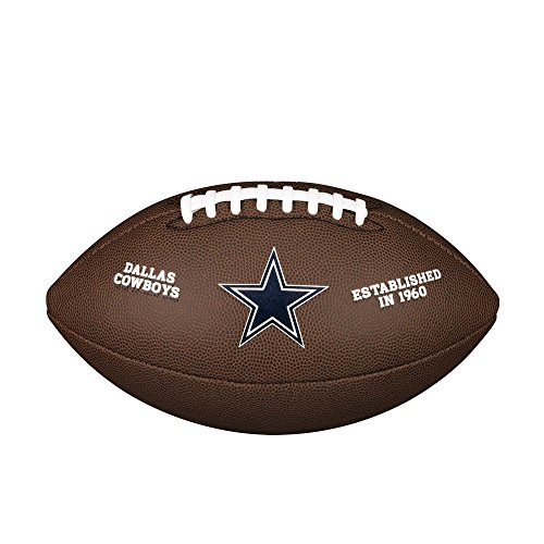 NFL Team Logo Composite Fußball, Dallas Cowboys, Official