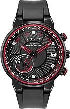 Citizen CC3039-08E Men's Satellite Wave GPS Black Strap Watch