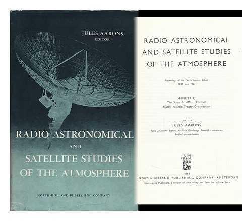 Radio Astronomical and Satelite Studies of the Atmosphere