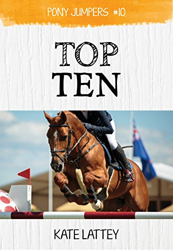 Top Ten: (Pony Jumpers #10) (English Edition)