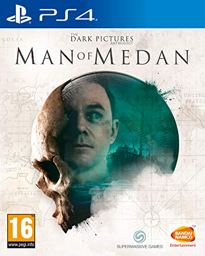 THE DARK PICTURES: MAN OF MEDAN - - PlayStation 4