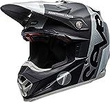 BELL MOTO-9 FLEX SEVEN GALAXY HELMET M/G BLACK/SILVER L