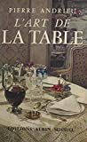 L'art de la table