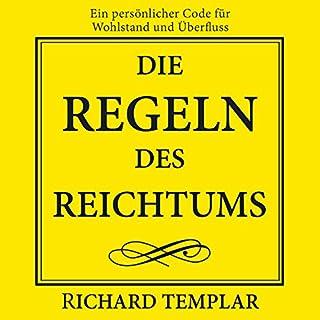Die Regeln des Reichtums Titelbild