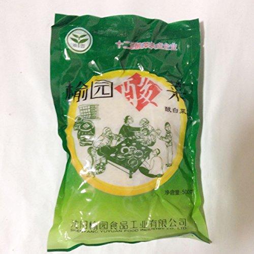 白菜の酢漬け 酸菜 さんさい 白菜漬 中華食材・中華物産 500g
