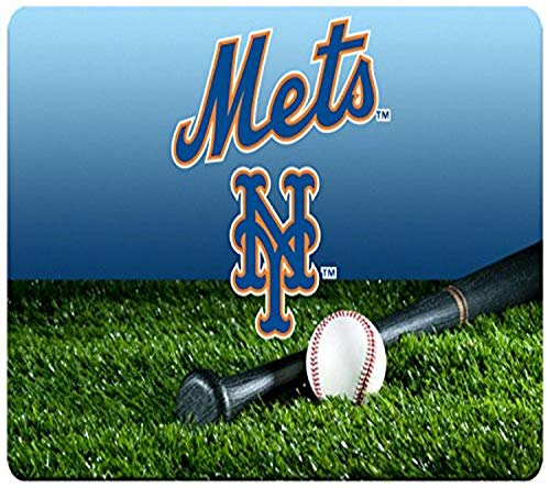 GameWear New York Mets Baseball Pet Bowl Mat, Large