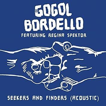Seekers and Finders (Acoustic) Featuring Regina Spektor
