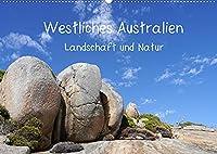 Westliches Australien - Landschaft und Natur (Wandkalender 2022 DIN A2 quer): Eine Reise durch die Landschaften im westlichen Australien (Monatskalender, 14 Seiten )
