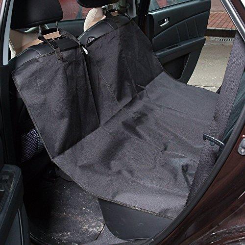 Yosoo Waterproof Hammock Pet Car Back Seat Cover Protector for Cars, Trucks, Suv