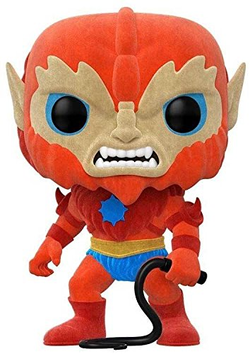 Funko Pop! Television #539 Masters of The Universe Flocked Beast Man (2017 Fall Convention Exclusive)