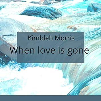 When Love Is Gone