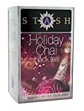 Holiday Chai Black Tea Stash Tea 18 Tea Bag