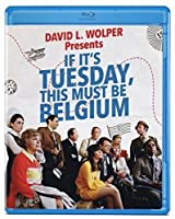 If It's Tuesday This Must Be Belgium [Blu-ray] [Import]