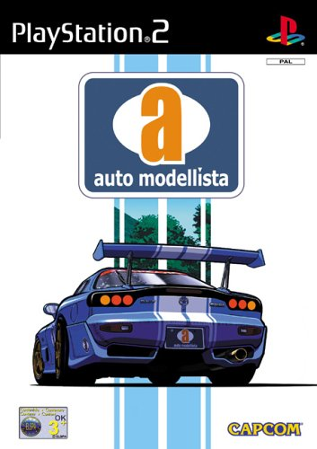 Auto Modellista [PlayStation2]
