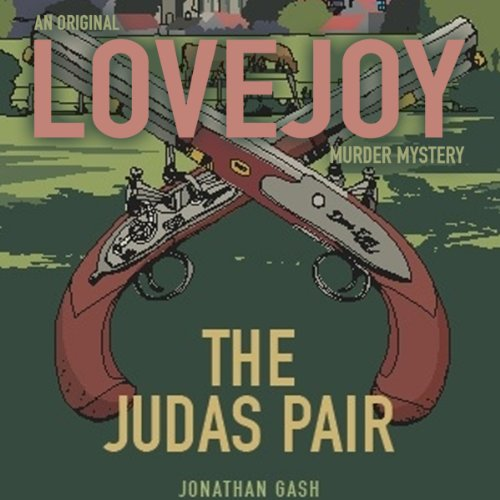 The Judas Pair audiobook cover art