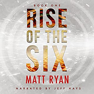 Rise of the Six cover art