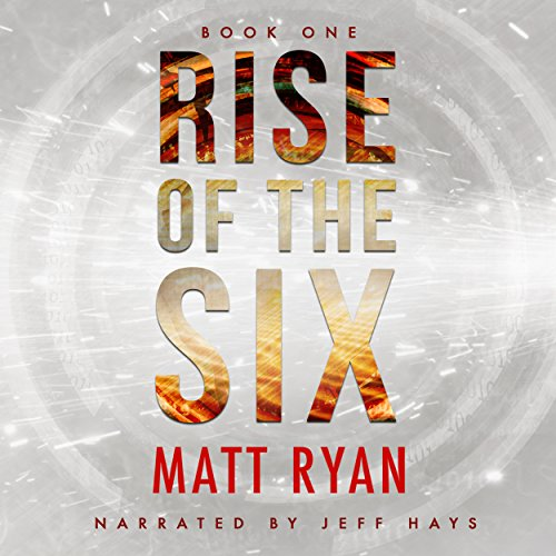Rise of the Six audiobook cover art