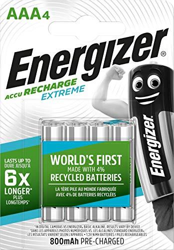 Energizer Energizer batteria Extreme AAA 800mAh 4PK