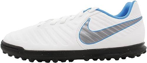Nike Tiempo Legend 7 Club TF Jr Ah7261 107 - Stiefel de fútbol Unisex Adulto
