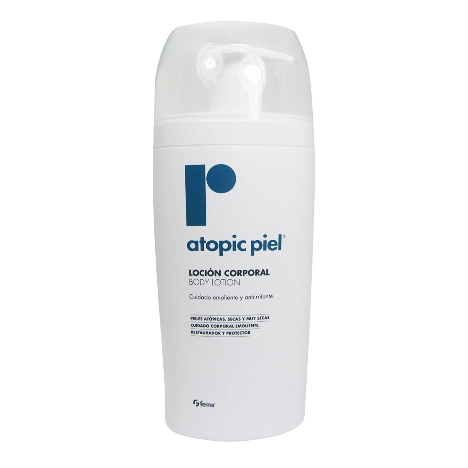 ファブリック郡ずんぐりしたRepavar Atopic Skin Body Lotion 500ml [並行輸入品]