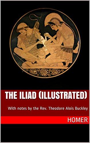 The Iliad (Illustrated)