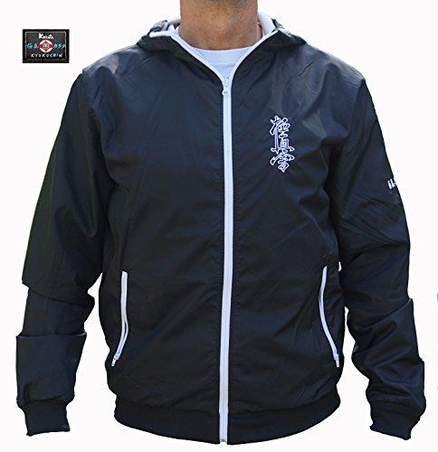 Kyokushin Karate sporting jacket, kyokushinkai windbreaker