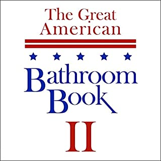 The Great American Bathroom Book, Volume 2: Summaries of All-Time Great Books audiobook cover art