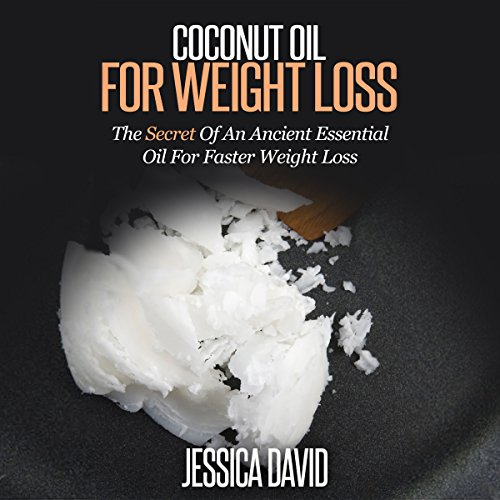 Coconut Oil for Weight Loss cover art