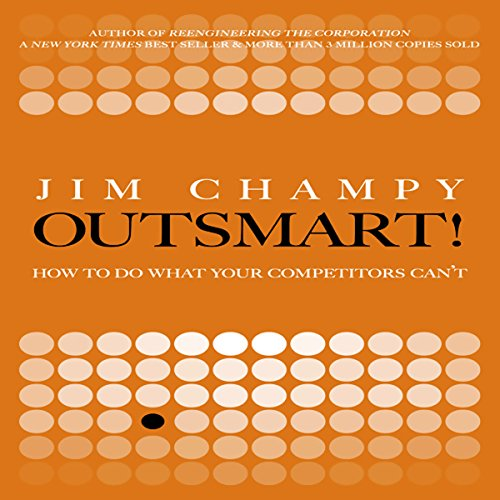 Outsmart! audiobook cover art