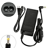 Futurebatt AC Adapter Charger Power Supply 12V 5A for DVE DSA-60W-12 DSA-60W-121 Led Tape Strip Light AOC Benq LCD Monitor Switching Power Cord