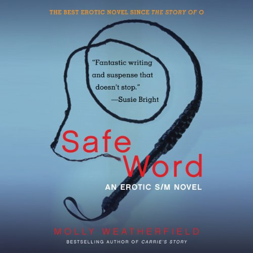Safe Word audiobook cover art