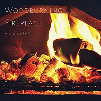 Crackling Wood-buring Fireplace for Relaxation, Deep Sleep, Insomnia, Meditation and Study
