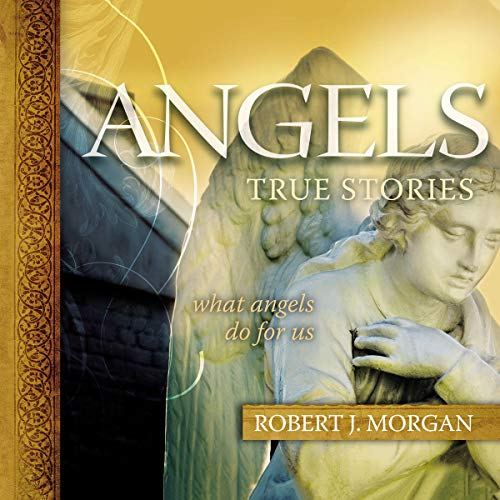 Angels audiobook cover art