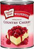 Wilderness Original Pie Filling & Topping, Country Cherry, 21 Ounce