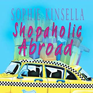 Shopaholic Abroad cover art