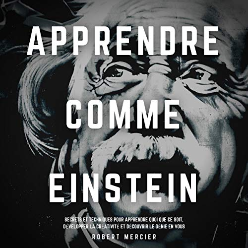 Apprendre Comme Einstein [Learn Like Einstein] Titelbild